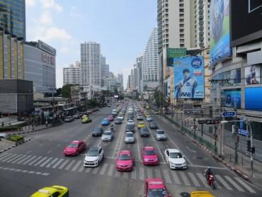 Asoke Road, Maduzi Hotel Bangkok Review Asoke