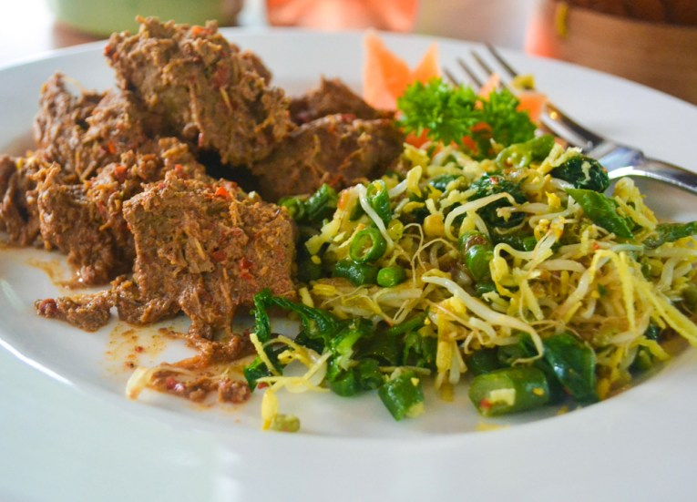 Dry Beef Rendang, Top 50 Foods of Asia, Asian Food Guide