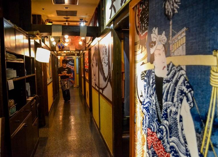 Izakaya Restaurant, Things to do in the Sendai Station Area Nightlife
