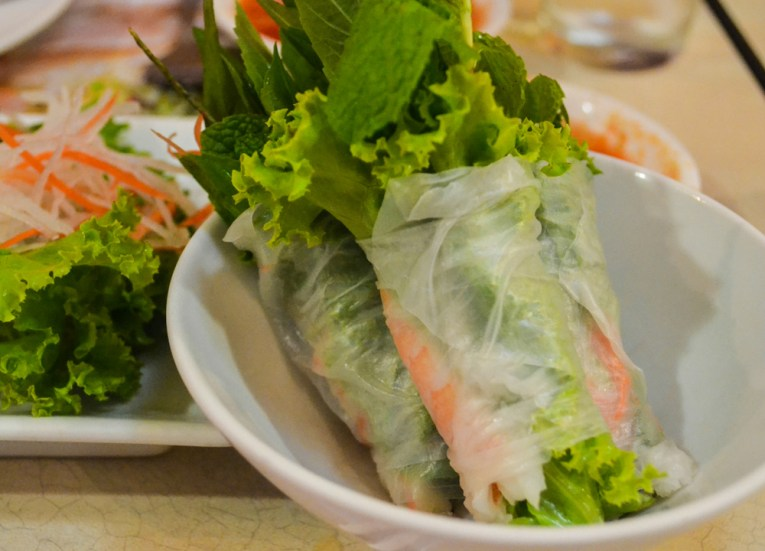 Summer Rolls, Top 50 Foods of Asia, Asian Food Guide