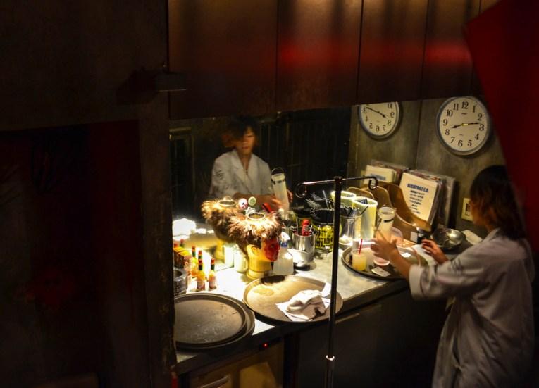 Alcatraz ER, Best Themed Cafes and Restaurants in Tokyo