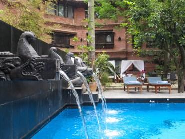 Dwarika's Hotel Kathmandu Nepal. Hotel Reviews