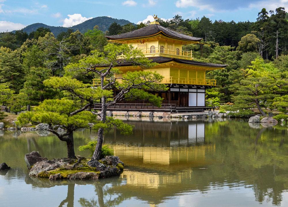 Golden Pavilion, 2 Week JR Pass, Japan Train Travel