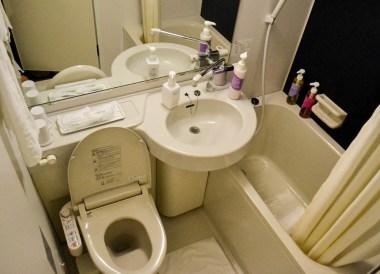 Robo-Toilets, 2 Week JR Pass, Japan Train Travel