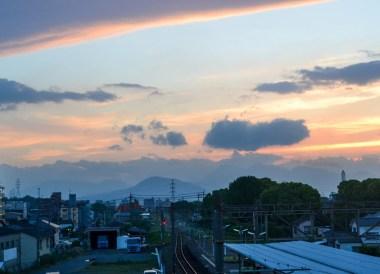 Tsurasaki Station, 8 Hells of Beppu by JR Pass, Japan Travel
