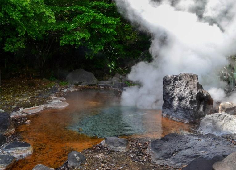 8 Hells of Beppu, 8 Hells of Beppu by JR Pass, Japan Travel