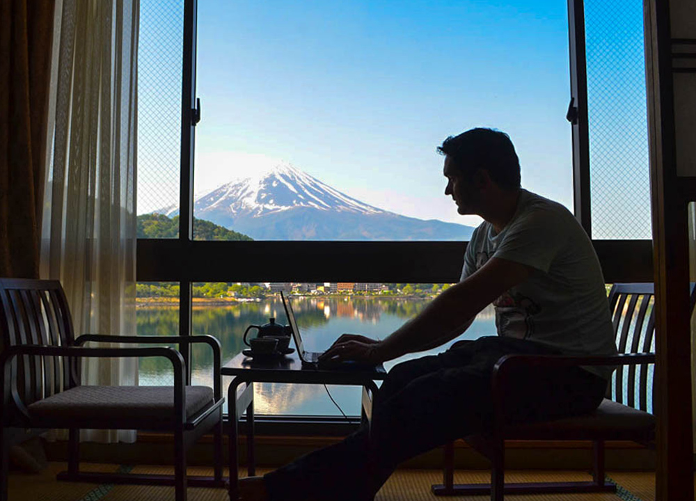 Mount Fuji Views, Best Hotel Room Views in Asia, Japan