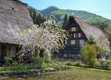 Gassho Village, Shirakawago Historic Village, JR Pass