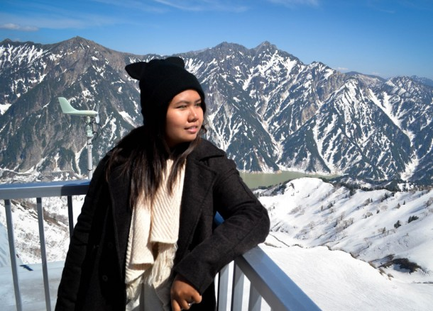 viewpoint , Alpine Route by JR Pass Japan