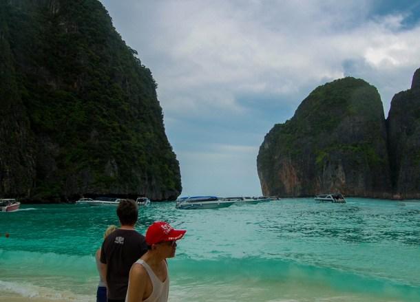 Speed Boats. Best Ko Phi-Phi Tours from Phuket, Maya Bay Beach