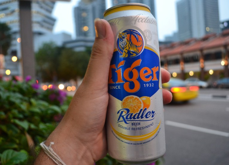 Tiger Radler, Best Beers and Alcohols in Asia