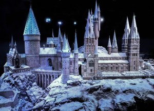 Hogwarts in Snow, Getting to the Harry Potter Studios from London Underground
