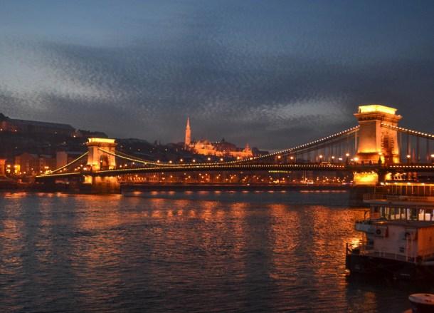 Riverside Photo from Budapest Underground Metro Tourist Scam
