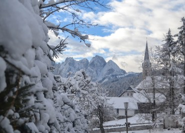 Snowy Mountains, Winter Road Trip in East Central Europe
