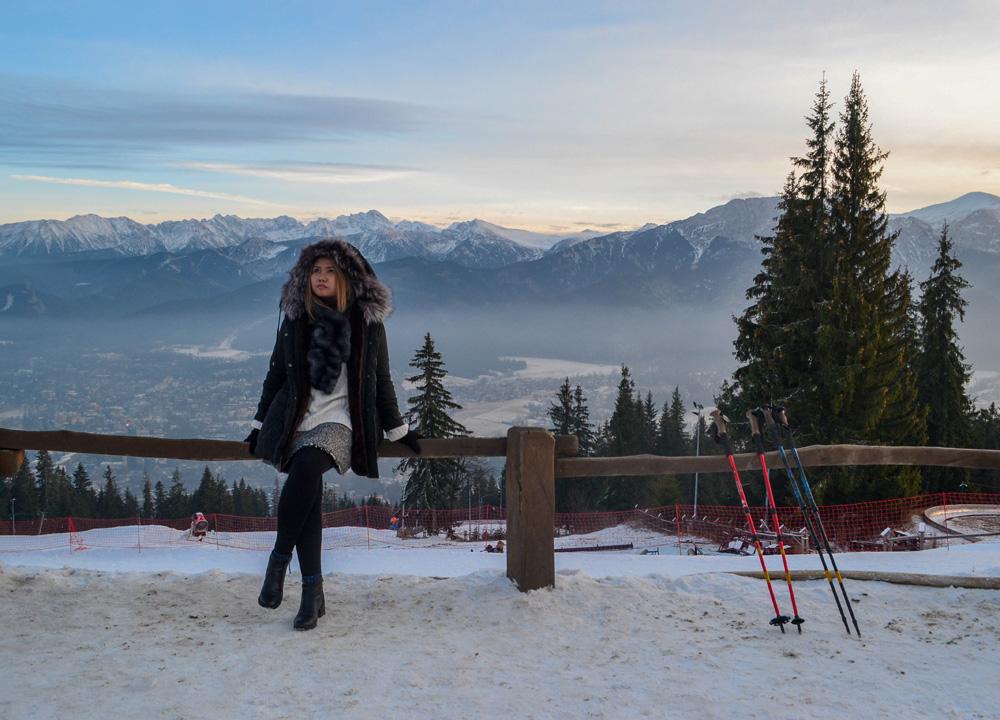 Kasprowy Wierch, Winter Road Trip in East Central Europe