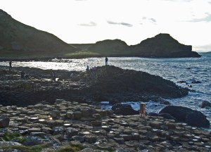 Giant's Causeway, Extended Wild Atlantic Way, Giants Causeway NI
