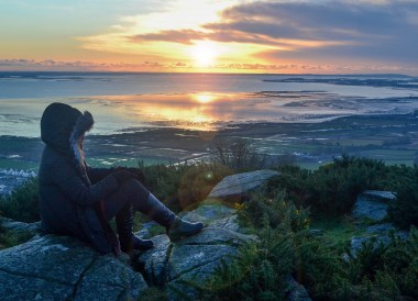 Scrabo Tower Views, Tourist Attractions in Northern Ireland