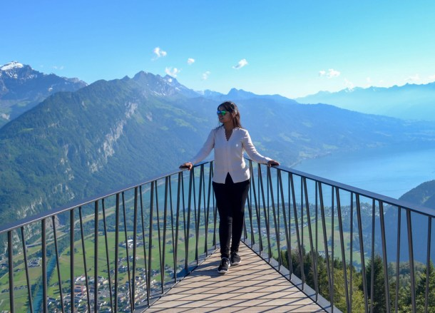 Harder Kulm, Jungfrau 3 Day Travel Pass Best Attractions