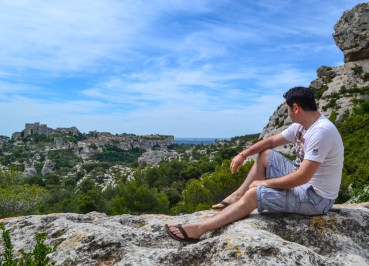 Baux-de-Provence, Road Trip in Southern France and Borders June