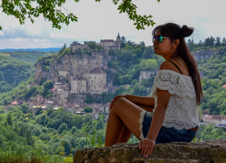 Rocamadour, Midi Pyrenees Road Trip in France and Southern Borders June