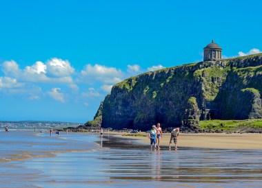 Downhill Beach, Top Best Tourist Attractions in Northern Ireland