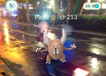 Bangkok Night Life. Playing Pokemon in Bangkok Thailand Traveller Expat Pokemon Go Game