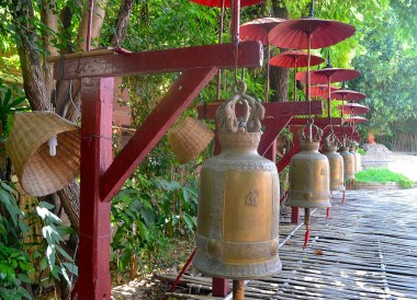 Wat Phan Tao, Top 10 Attractions in Chiang Mai Province Thailand