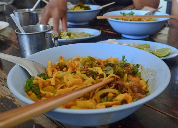 Street Food, Expat Living in Nimman Chia