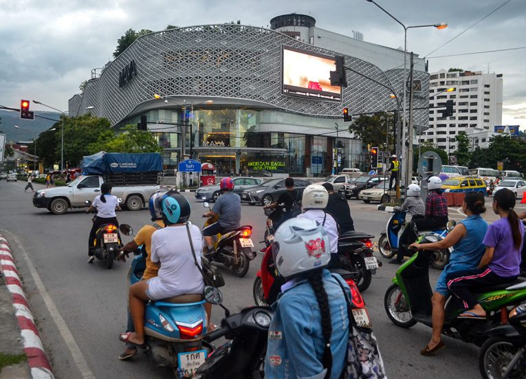 Maya Mall, Expat Living in Nimman Chiang Mai