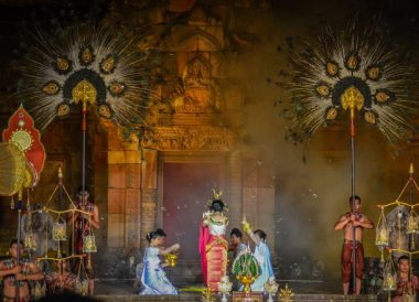 Phanomrung Festival Night, Thailand Border Towns and Attractions