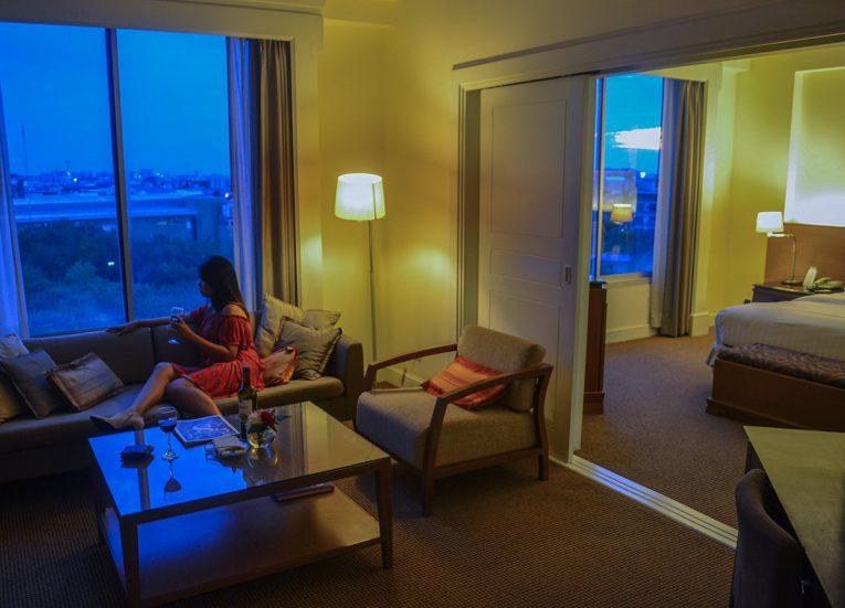 Fanfan Wilson, Dusit Princess Korat Hotel. Gateway to Isaan Northeast Thailand