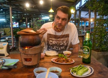 Allan Wilson, Top Attractions in Korat, Nakhon Ratchasima Isaan, Thailand
