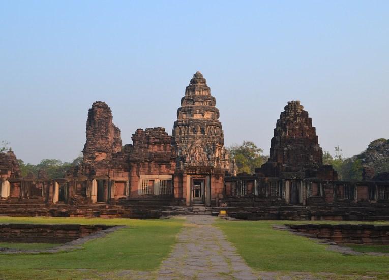 Phimai Historical Park, Travel in Isaan Thailand (Northeast Thailand)
