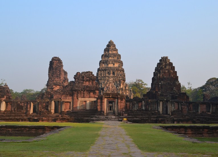 Phimai Historical Park, Travel in Isaan Thailand (Northeast Thailand)