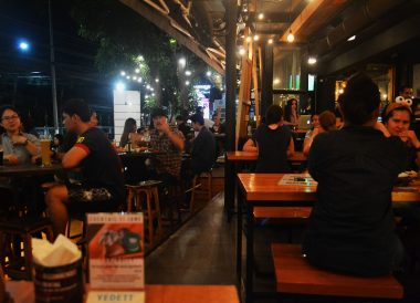 Beer Lab, Best Restaurants in Nimman Chiang Mai Nimmanhemin Road