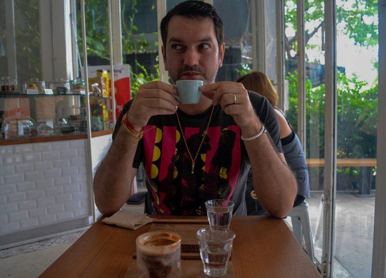Allan Wilson, Best Restaurants in Nimman Chiang Mai Nimmanhemin Road