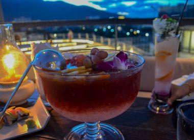 Myst Rooftop Bar Best Restaurants in Nimman Chiang Mai Nimmanhemin Road