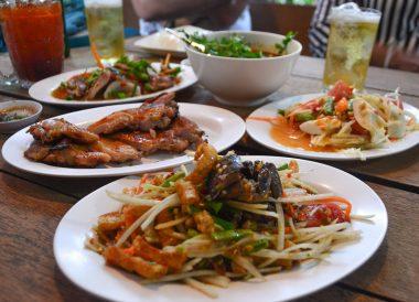 Cherng Doi Roast Chicken, Best Restaurants in Nimman Chiang Mai Nimmanhemin Road