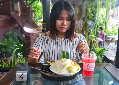 Cheevit Cheeva, Best Restaurants in Nimman Road Area of Chiang Mai Thailand