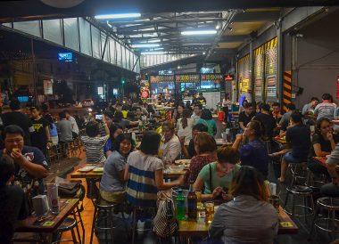 Funky Grill Chiang Mai Best Restaurants in Nimman Chiang Mai Nimmanhemin Road