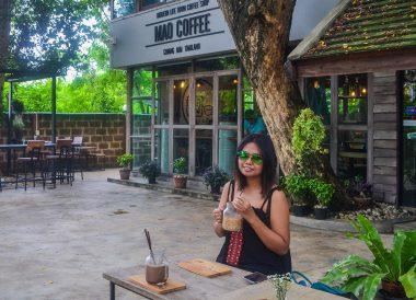 ร้าน Mao Coffee, Best Cafes Coffee Shops in Chiang Mai Thailand