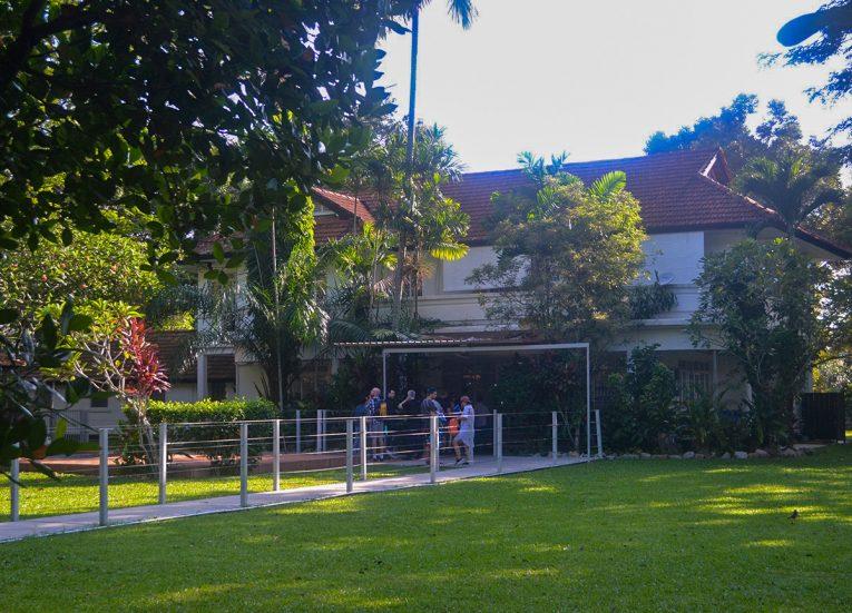 Temporary Thai Embassy, Best Thai VISA Run to Penang Malaysia