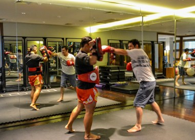 Muay Thai, Anantara Vacation Club Chiang Mai Riverside