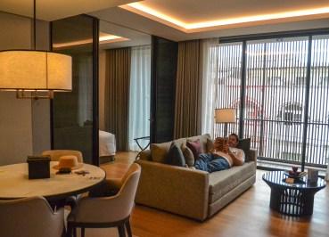 Two Bedroom Suite, Anantara Chiang Mai Resort Vacation Club
