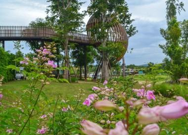 Cocoon Pod, Romance in Khao Yai DusitD2 Resort Thailand