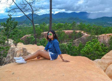 Pai Canyon, Kong Lan, Road Trips in Northern Thailand Chiang Mai