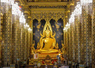 Phra Buddha Chinnaraj, Phitsanulok Road Trips in Northern Thailand Chiang Mai (1)