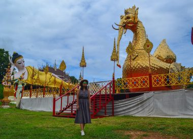 Phrae Temples, Road Trips in Northern Thailand Chiang Mai