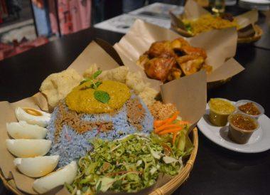 Nasi Kerabu, Resorts World Genting Malaysia