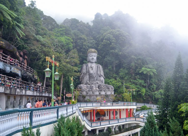 Chin Swee Caves Temple, Awana Skyway Cable Car at Resorts World Genting